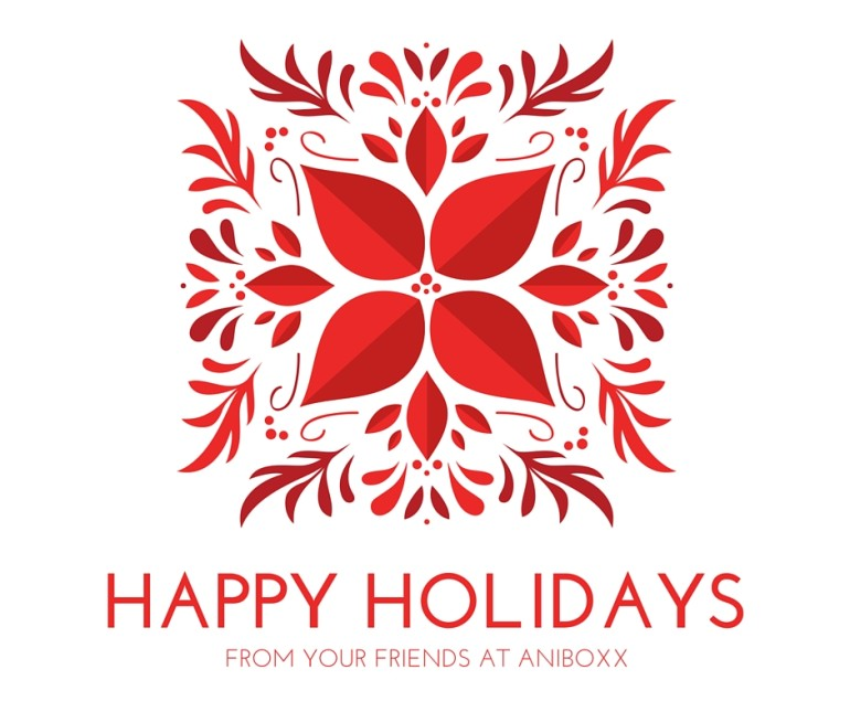 from your friends at ANIBOXX